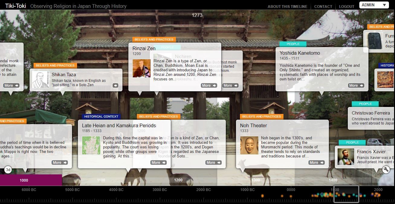 Digital Timelines Center For Teaching Vanderbilt University