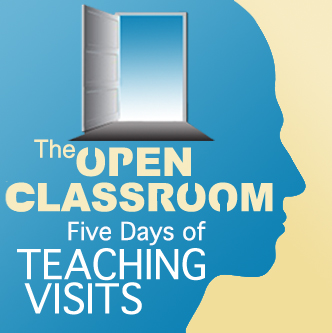 The Open Classroom: Five Days of Teaching Visit Opportunities 2019