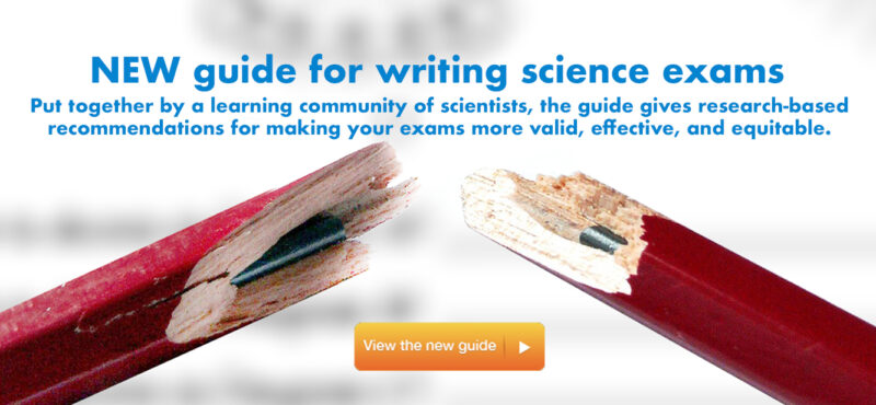 Science exams don't have to be demoralizing: A practical guide