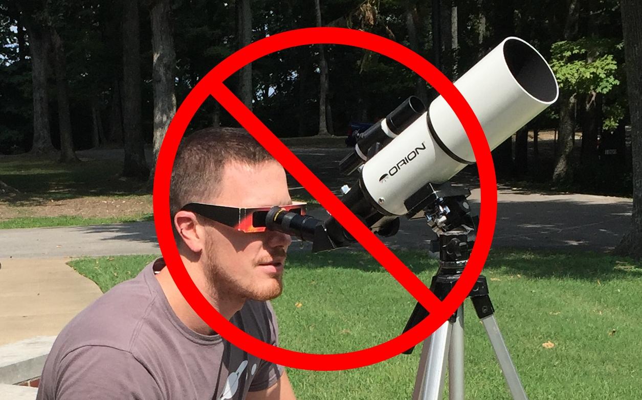 glassesTelescope