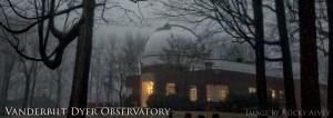 Vanderbilt Dyer Observatory Winter Rental