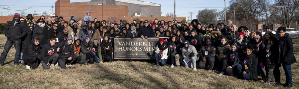 2019 Nashville MLK Day March (Joe Howell/Vanderbilt)