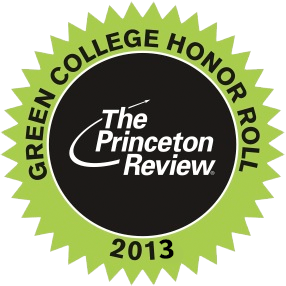 Green College Honor Roll 2013