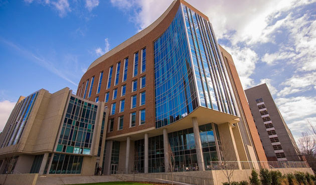 <font color=bec34c><strong>Engineering and Science building recognized for green design</strong></font><br />The Engineering and Science Building has been awarded LEED Gold status by the U.S. Green Building Council.