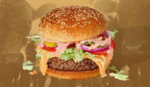 Impossible Burger has 89% smaller carbon footprint than beef