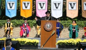 Sustainability Efforts for Commencement