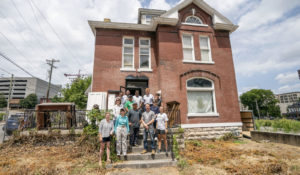 University partners with local organizations to salvage Manuel House architecture