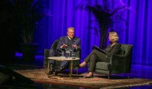 Al Gore leads off 24 Hours of Reality climate crisis events at Vanderbilt