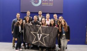 Students have front-row seat for international climate change negotiations