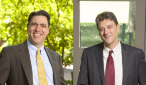 Jim Rossi and Christopher Serkin win 2020 Morrison Prize for best scholarship on sustainability