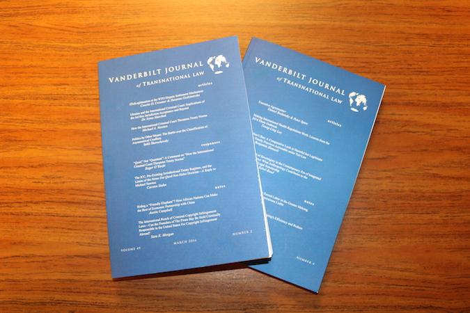 Vol. 52 No. 3 – Table of Contents