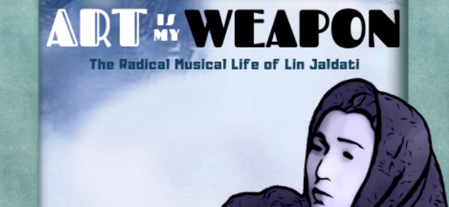 JS Lecture Series: Art is My Weapon