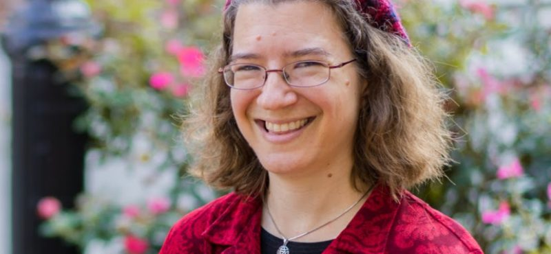 "4/20 Jewish Studies Lecture Series: Julia Watts Belser, ""Reading Noah's Ark in the Age of Climate Change: Jewish Stories on Gender, Disability, and the Politics of Survival"""