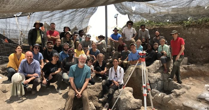 Maymester 2020: Caesarea with Professors Phillip Lieberman and Joseph Rife
