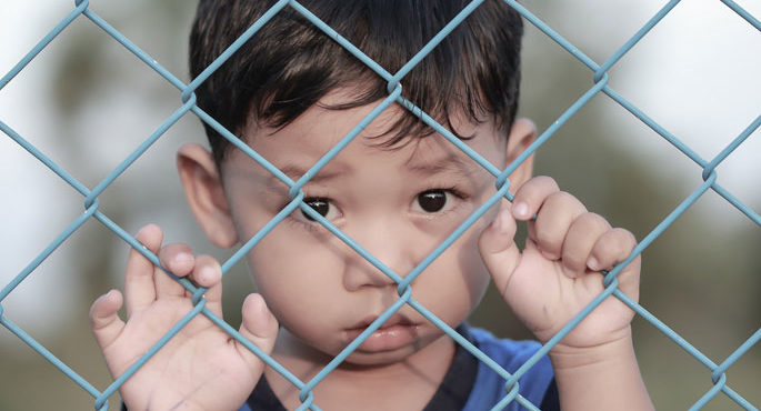 Immigrant children in 'tender age shelters' at risk for psychological disorders