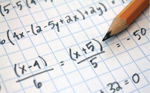 Teachers tuned into the way their students learn mathematics and use multiple approaches to connecting with them find that girls are just as capable of learning math as boys, researchers say. (iStock)