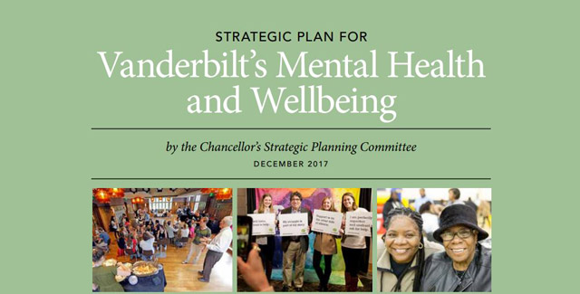 Learn more about the Chancellor's Report on Mental Health and Wellbeing