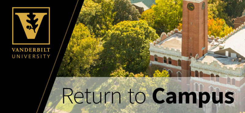 Find answers to the most asked questions about Return to Campus