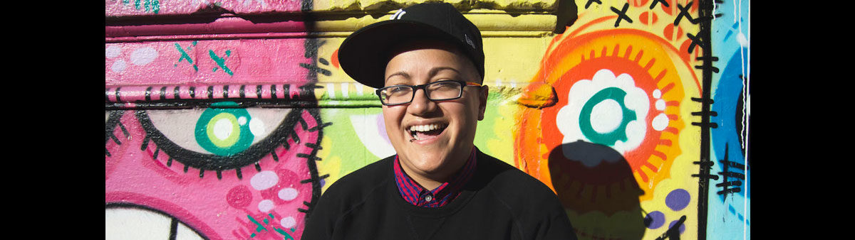 Equity, Diversity and Inclusion hosted award-winning author and Marvel comic writer Gabby Rivera for writing workshop and keynote lecture