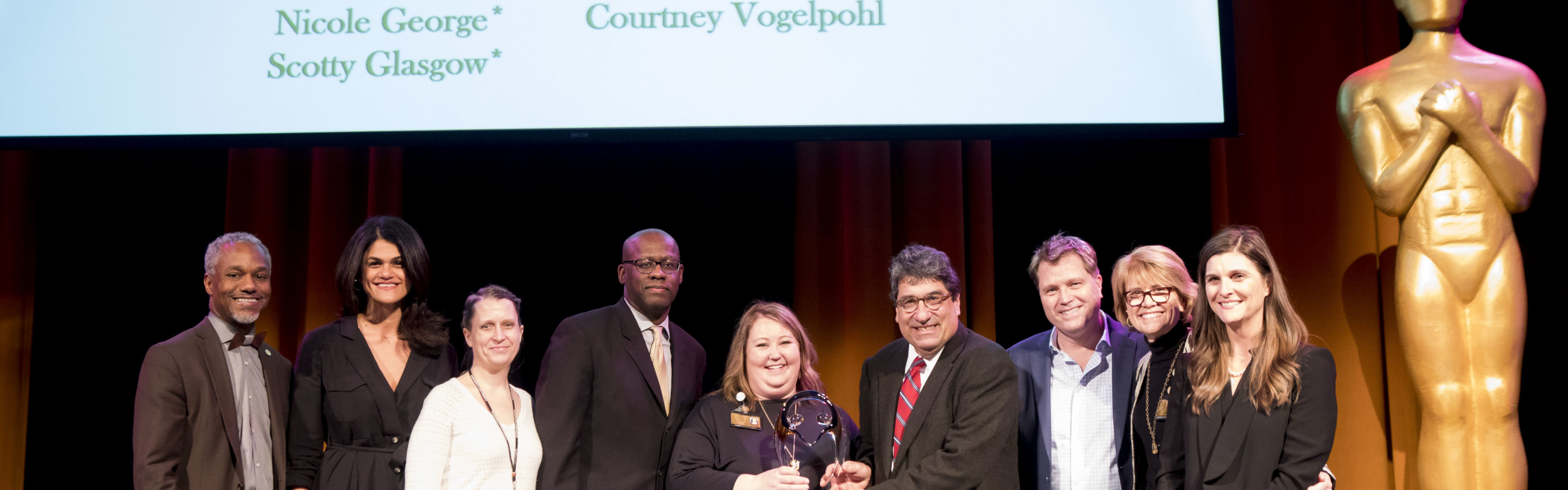 Diversity Leadership Awards Given to Michelle Halman and HR Diversity and Inclusion Committee