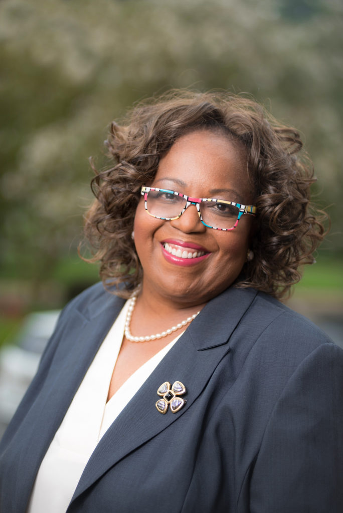 Dr. G. Christine Taylor, Vice President and Associate Provost for Diversity, Equity and Inclusion